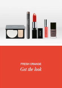 Friseur-Salzgitter-La-Biosthetique-Make-up-Collection-Spring-Summer-2019-Fresh-Orange